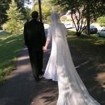Mantilla Veil – Chiffon Veil