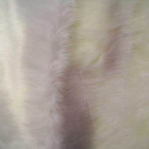 compare white and ivory faux fur shrug