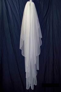 Waterfall veil of English Net