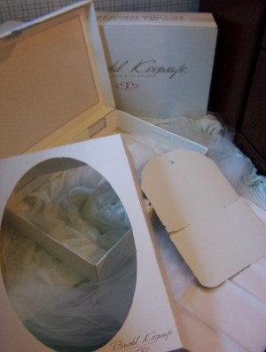 wedding preservation kit