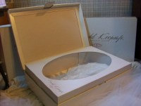 A Wedding Dress Preservation Kit for Bridal Gown Storage ...