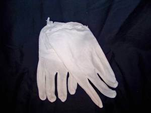 cottons gloves for protection