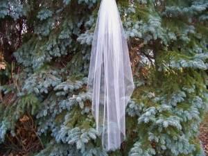 waterfall veil shape