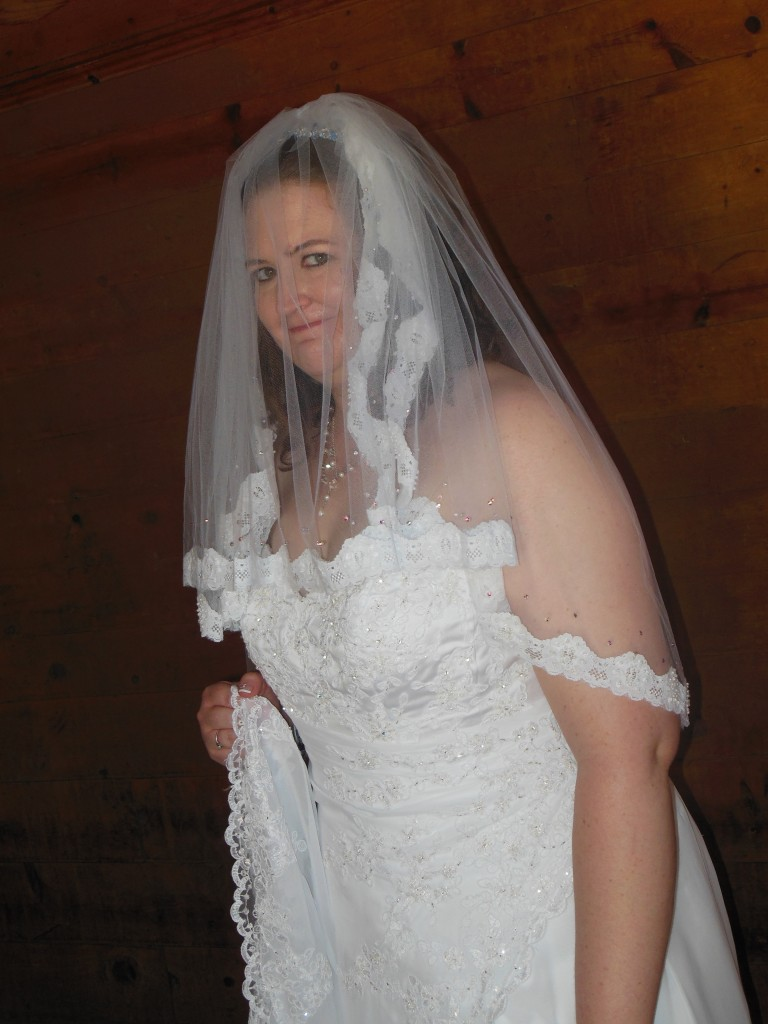 My New Sister In Laws Wedding Veil Veils By Roxanne