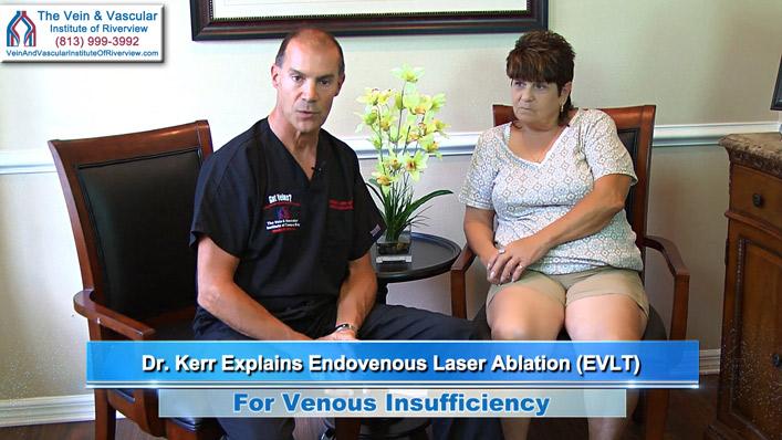 Vein Surgeon Dr. Kerr Explains Endovenous Ablation for Venous Insufficiency