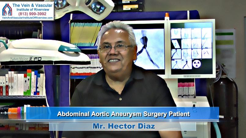 Aortic Aneurysm Repair by Vascular Surgeons in Riverview FL