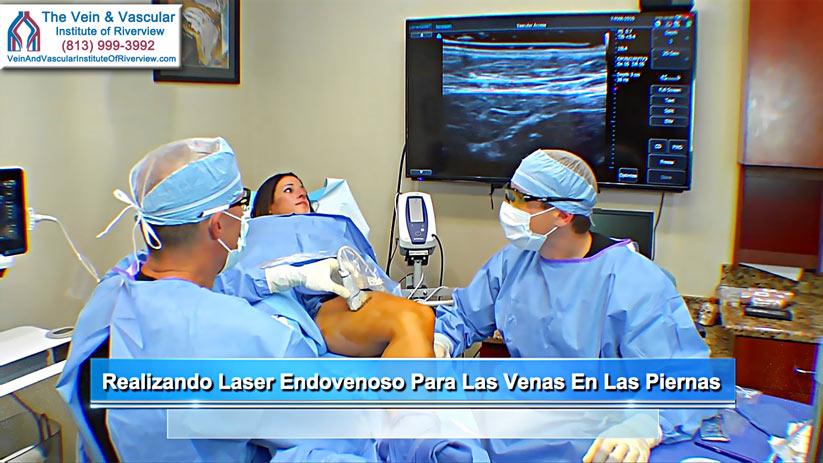 Video EVLT Pre-Op en Español