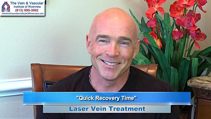 Varicose Veins Treatment Riverview FL Patient - Dr. Thomas Kerr Vein Doctor Review