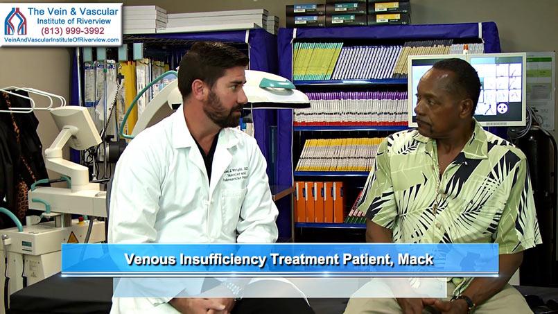 Venous Insufficiency Disease Treatment Riverview FL