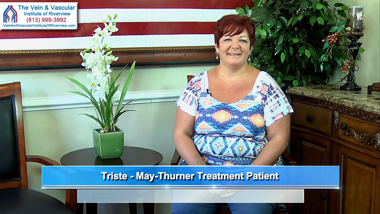 May-Thurner Syndrome Treatment Patient Review Riverview FL
