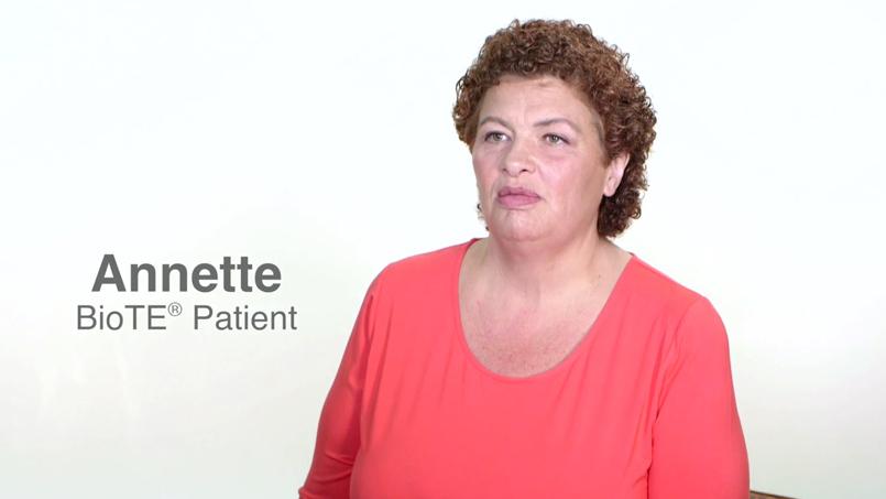 Hormone Pellets For Thyroid Problems - Annette Testimonial