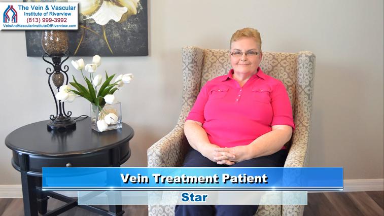Laser Vein Removal Riverview FL Patient Star Reviews Vein Surgeon Brandt Jones