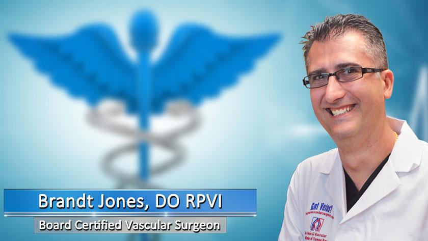 Riverview Vein Doctor Brandt Jones DO RPVI
