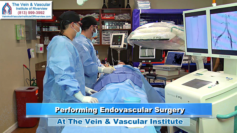Riverview FL Peripheral Artery Disease Treatment at The Vein and Vascular Institute of Riverview