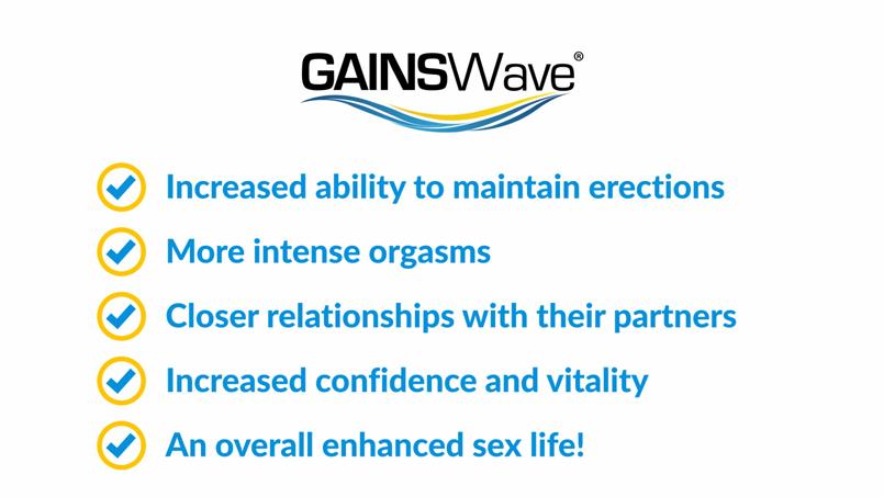 Erectile Dysfunction Treatment Using GAINSWave Riverview FL