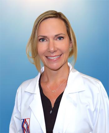 Registered Vascular Technologist Becky Sheehan RVT RDMS