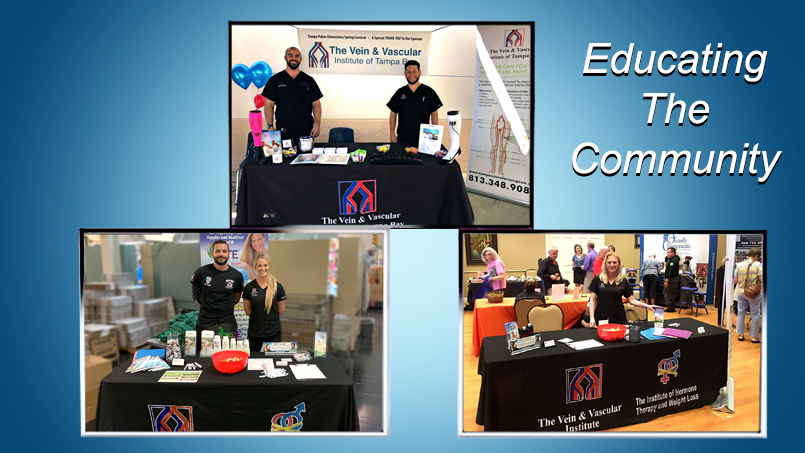 The Vein and Vascular Institute Educating The Community