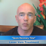 Varicose Vein Removal Patient