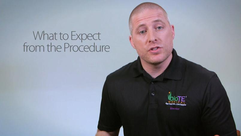 Pre-Procedure (Men)