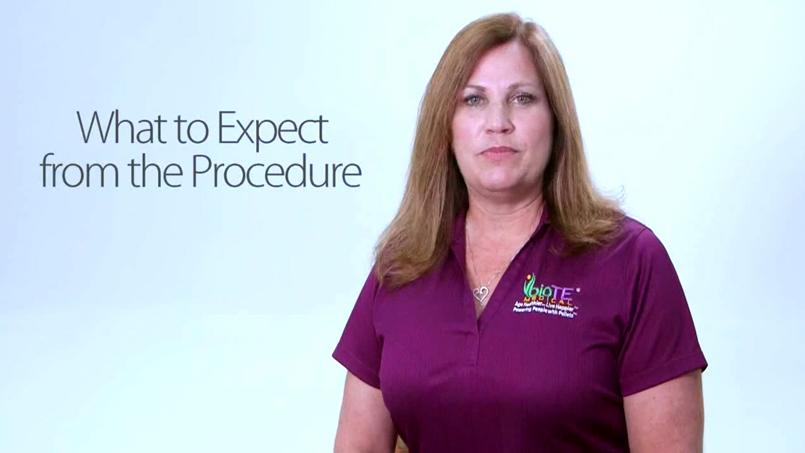 Pre-Procedure (Women)