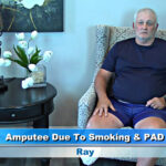 Peripheral Artery Disease Treatment Spring Hill FL Patient Ray Reviews Dr. Goldbach