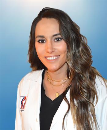 Registered Vascular Technologist Chelsea Zellner RVT