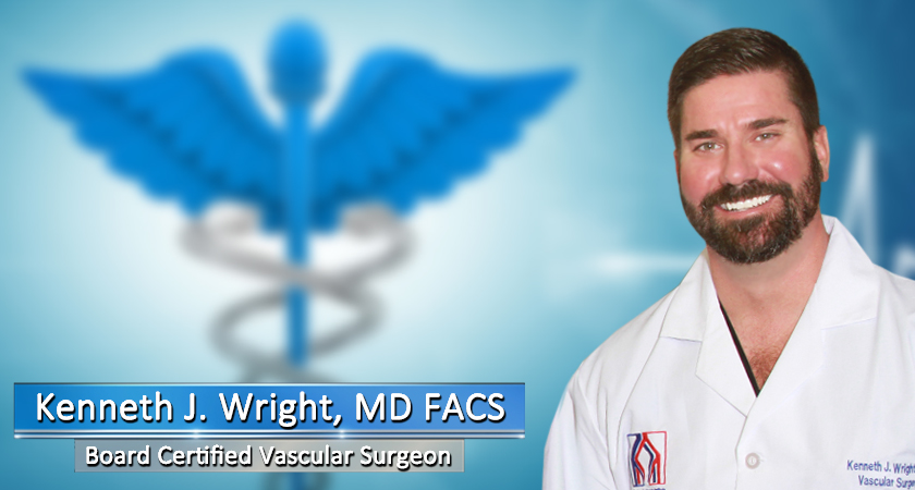 Spring Hill Vascular Doctor Kenneth Wright MD