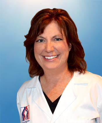 Registered Vascular Specialist Tracey Livingston