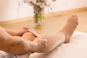 varicose veins compression stocking