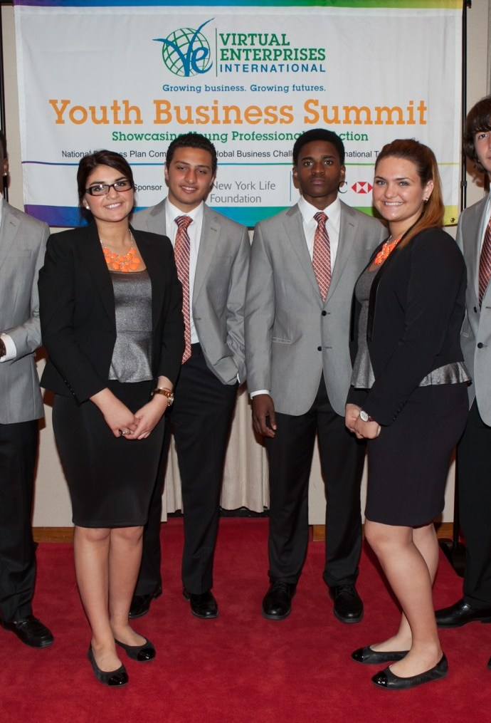 Virtual Enterprises International's National Business Plan Competition - 5th Place - Solarity (Staten Island, NY)