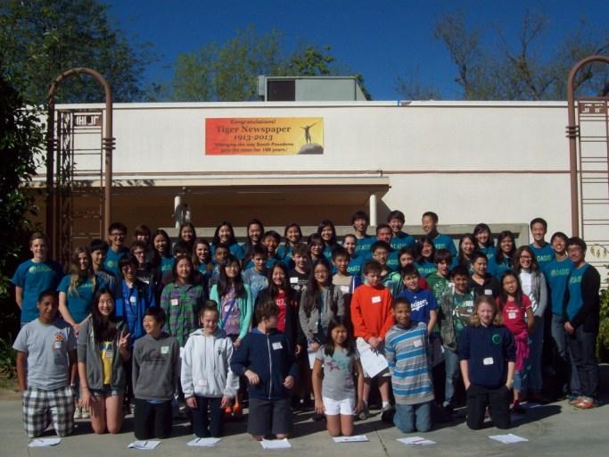 8th grade workshop