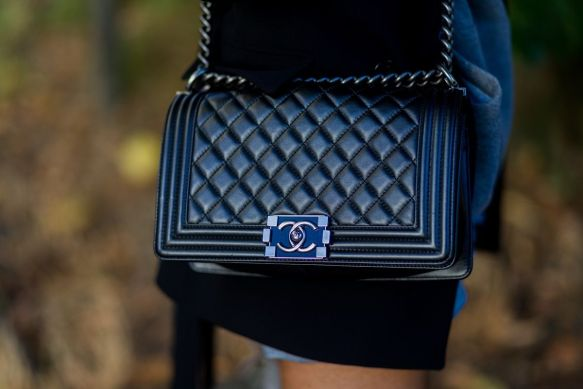 chanel boy bag styleograph