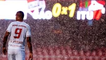 São Paulo joga mal e perde para Ituano por 1 x 0 | VEJA