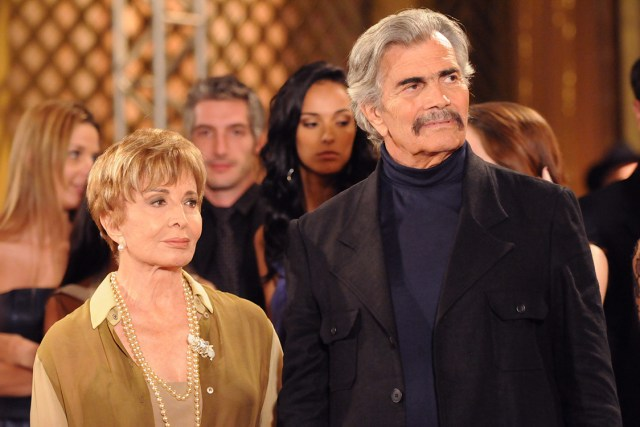 Glória Menezes e Tarcísio Meira na novela 'A Favorita', de 2009