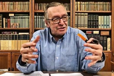 Olavo de Carvalho: 'Não me meto mais na política brasileira' | VEJA