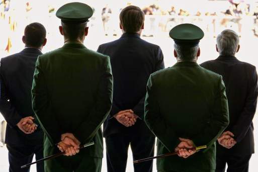O que significa ter militares à frente da autoridade de proteção de dados?  | VEJA