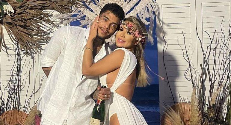 Em velório, viúva de MC Kevin diz que cantor tinha amigos 'sanguessugas' |  VEJA SÃO PAULO
