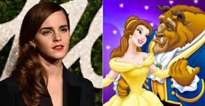 """Emma Watson será """"Bela"""" em filme da Disney"""