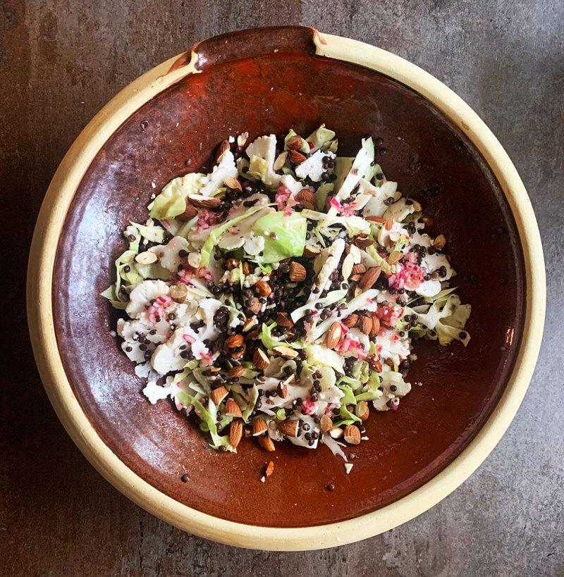 linse salat