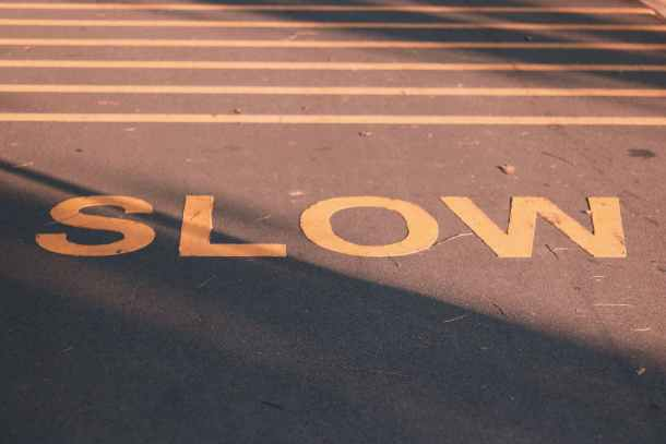 The slow lane you NEED to avoid.