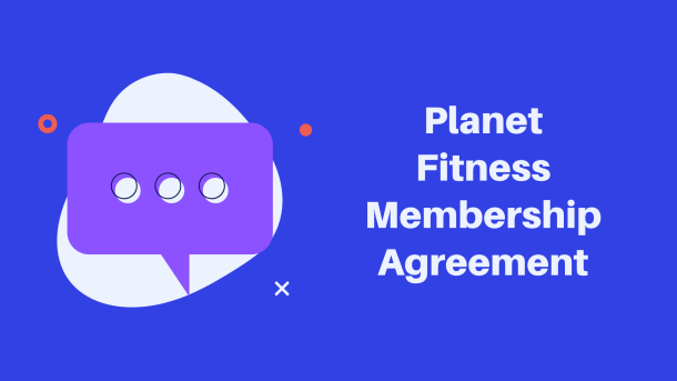 The Planet Fitness Membership Agreement [https://www.vekhayn.com]