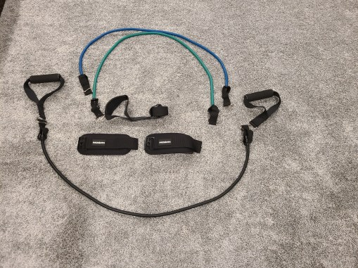 Pacearth Resistance Bands Review from Vekhayn