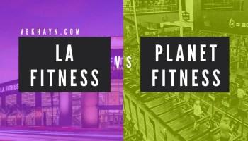 Planet Fitness Vs La Fitness Vekhayn
