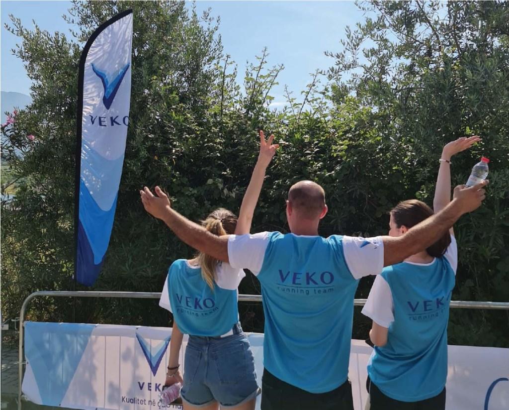 Veko në Tirana Triathlon