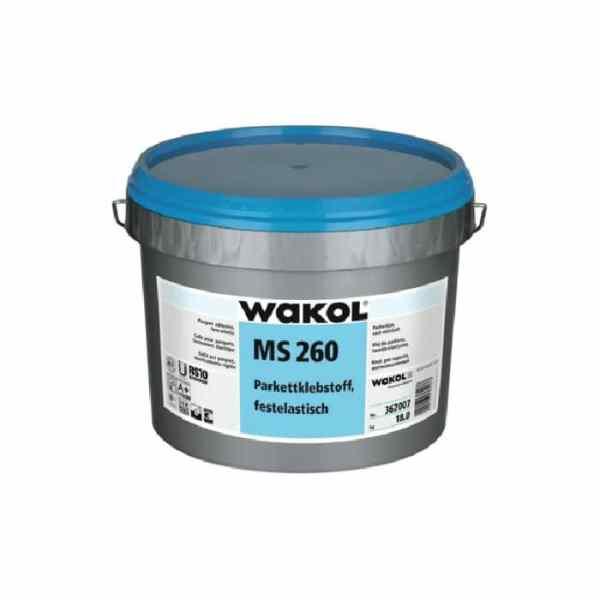 Wakol MS 260 Parquet Adhesive, firm-elastic