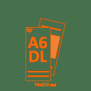 листовка А6