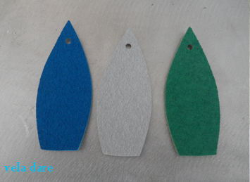Choix des couleurs pour le revêtement du pont
