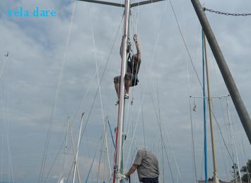 Mast Mast rumpfbau  Reinke Euro Mast