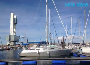 LaCorunaHafenSonne-1-300x219 A dream come true europa vorwaerts  Traum Spanien segeln La Rochelle La Coruna Frankreich Biskaya