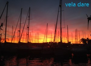 Sunset2-300x219 Durch den Bergen zum einkaufen europa  vela dare Spanien segeln Segelboot reisen puerto Mogan Kanarane Hafen Gran Canaria